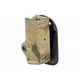 Lancer Tactical Single Magazine Pouch for Glock 17 - A-TACS FOLIAGE