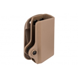 Lancer Tactical Single Magazine Pouch for Glock 17 - DARK EARTH
