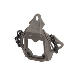 Lancer Tactical NVG Shroud w/ Stabilizing Bungee - FOLIAGE