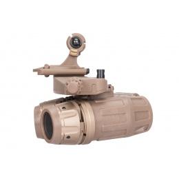 Lancer Tactical Dummy AN / AVS10 NVG Night Vision Goggles - TAN