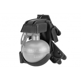 Lancer Tactical Quick Release Sleeve for M67 Grenade - BLACK