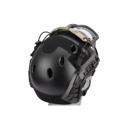Lancer Tactical Helmet Safety Goggles - CAMO