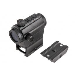 Lancer Tactical Red/Green Dot Reflex Sight w/ Riser - BLACK