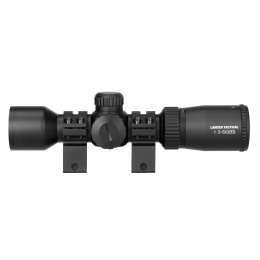 Lancer Tactical 1.5-5x32 EG Rifle Scope (Black)