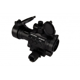 Lancer Tactical HD30L Green & Red Dot Sight (Black)