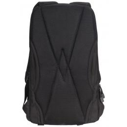 Lancer Tactical 1000D EDC Commuter MOLLE Backpack w/ Concealed Holder - BLACK