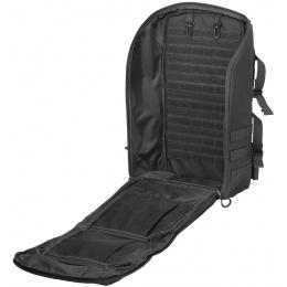 Lancer Tactical 1000D Modular Assault Backpack - BLACK