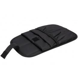 Lancer Tactical Hook and Loop Laptop Panel - BLACK