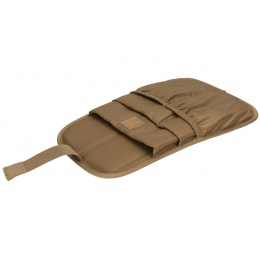 Lancer Tactical Hook and Loop Laptop Panel - KHAKI