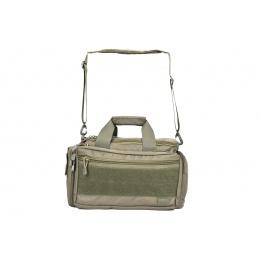 Lancer Tactical Shooter's Competition Range Bag (Color: OD Green)