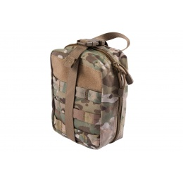 Lancer Tactical Admin Pouch w/ Molle (Color: Camo)