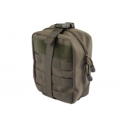 Lancer Tactical Admin Pouch w/ Molle (OD Green)