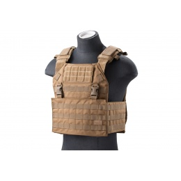 Lancer Tactical Vest with Molle Webbing and Detachable Buckles