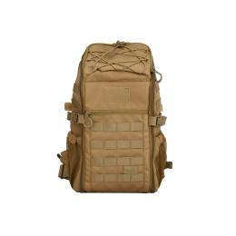 Lancer Tactical 14L Travel Backpack (Khaki)