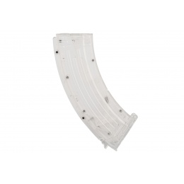 500 Round AK Magazine-Style Speedloader (Color: Clear)
