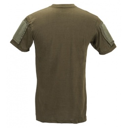 Lancer Tactical Ripstop PC T-Shirt - OD GREEN