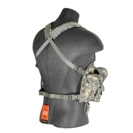 Lancer Tactical Fully Adjustable AK Chest Rig [Nylon] - ACU