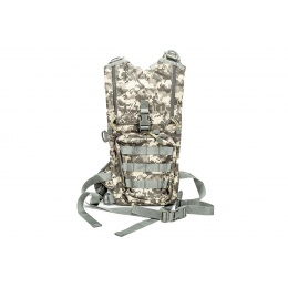 Lancer Tactical Light Weight Hydration Pack (Color: ACU)