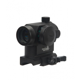 Lancer Tactical Mini Red & Green Dot Sight with Quick Release Mount