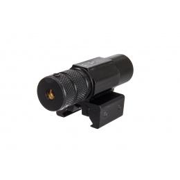 Lancer Tactical Green Laser w/ 20mm Standard Rail Mount (Black)