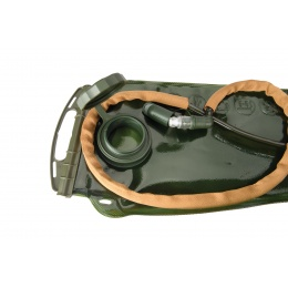 WoSport Hydration Bladder with Molle Sleeve (Camo)