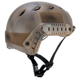 Lancer Tactical BJ Type Tactical Gear Helmet - Navy Custom