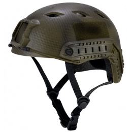 Lancer Tactical BJ Type Tactical Gear Helmet - Navy Custom