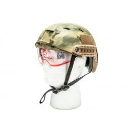 Lancer Tactical Airsoft Tactical BJ Type Basic Visor Helmet (Color: AT)