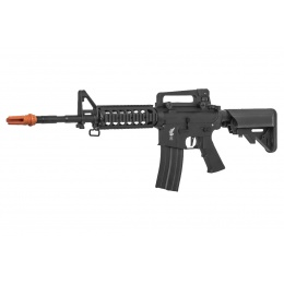 Classic Army Apex Airsoft Fast Attack RIS M4 Carbine AEG Rifle [Polymer] (Black)