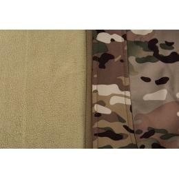 Lancer Tactical Airsoft Softshell BDU Jacket - CAMO