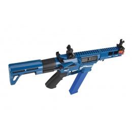 Classic Army Nemesis X9 PDW SMG AEG (Blue / Silver)