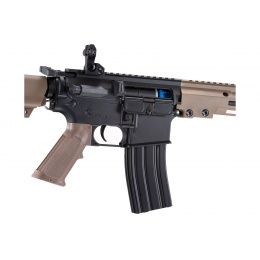 Classic Army M4 MK16 Skirmish ECS AEG Airsoft Rifle (Color: Black / Tan)
