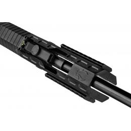 BO Manufacture Pendleton Cal .177 Break Barrel Air Rifle - BLACK