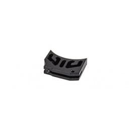 COWCOW Type 1 CNC Aluminum Trigger for TM Hi-Capa/1911 Pistols (Black)