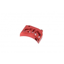 CowCow Type 1 CNC Aluminum Trigger for TM Hi-Capa/1911 Pistols (Red)