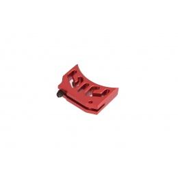 CowCow Type 1 CNC Aluminum Trigger for TM Hi-Capa/1911 Pistols (Red)