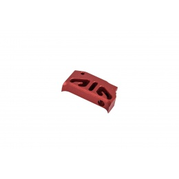 CowCow Type 2 CNC Aluminum Trigger for TM Hi-Capa/1911 Pistols (Red)