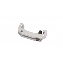 CowCow Technology Modular Trigger Base for TM Hi-Capa Pistols (Silver)