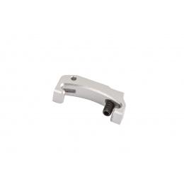 CowCow Technology Modular Trigger Base for TM Hi-Capa Pistols (Silver)