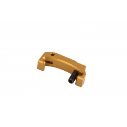 CowCow Technology Modular Trigger Base for TM Hi-Capa Pistols (Gold)
