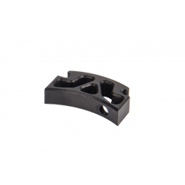 CowCow Technology Type A Modular Trigger Shoe for Tokyo Marui Hi-Capa Pistols (Black)