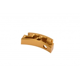 CowCow Technology Type B Modular Trigger Shoe for Tokyo Marui Hi-Capa Pistols (Gold)