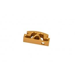 CowCow Technology Type C Modular Trigger Shoe for Tokyo Marui Hi-Capa Pistol (Gold)