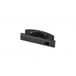 CowCow Technology Type D Modular Trigger Shoe for Tokyo Marui Hi-Capa Pistols (Black)