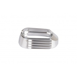 CowCow Match Grade T01 Magwell (Silver)
