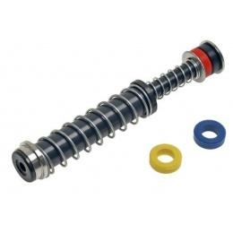 CowCow Stainless Steel Guide Rod Set for Umarex / VFC Glock 17 Gen 4 Gas Blowback Pistols