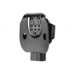 Cytac IWB F-Speeder Fast Draw Holster for Glock 17, 22, 31 Gen 1-4 (Black)