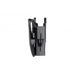 Cytac IWB F-Speeder Fast Draw Holster for Glock 19, 23, 32 Gen 1-4 (Black)