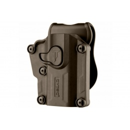 Cytac Hard Shell Tactical Multi-Fit Holster (Color: Tan)