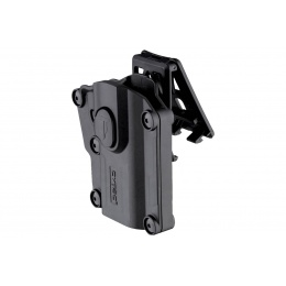 Cytac OWB R-Defender Mega-Fit Universal Pistol Holster (Black)